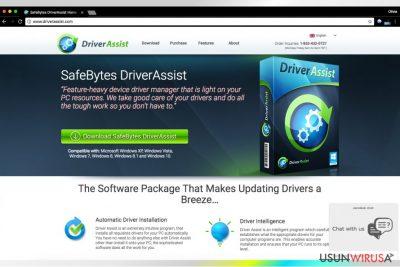 Driver Assist od Safebytes