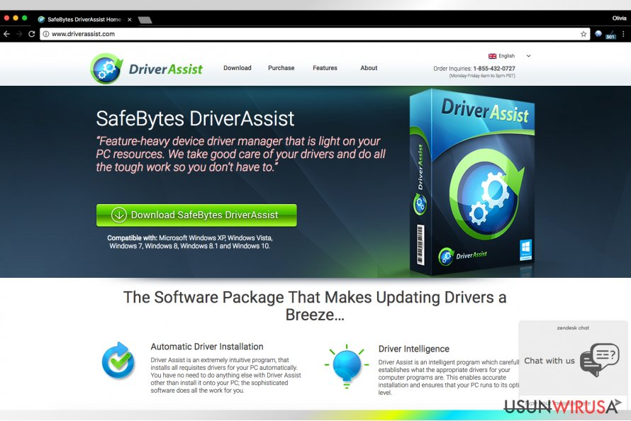 Driver Assist od Safebytes