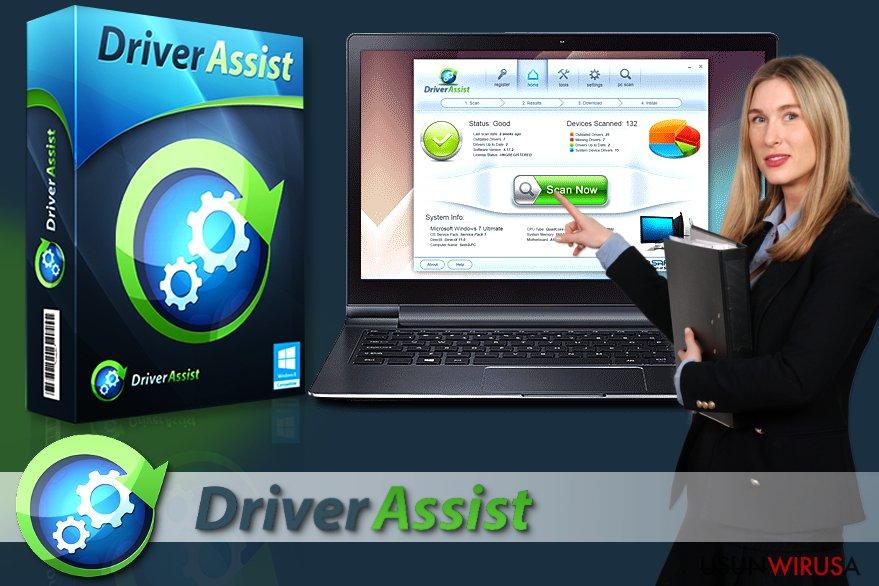 Program DriverAssist
