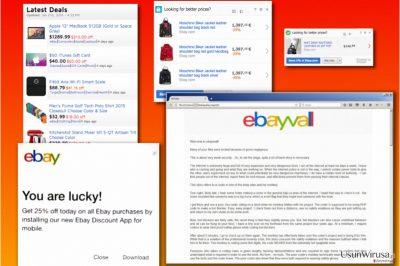 Warianty wirusa eBay