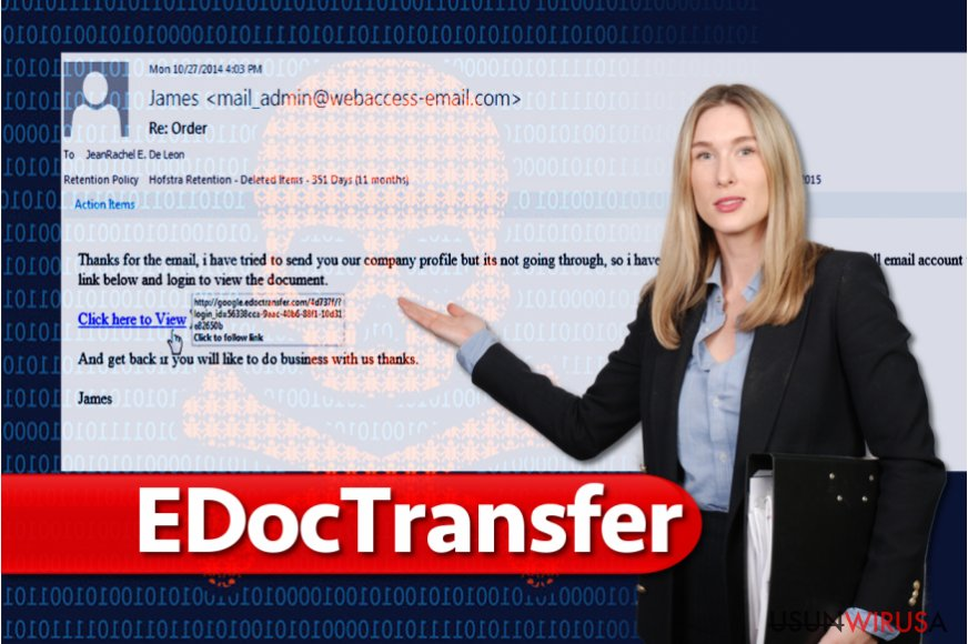 Wirus EdocTransfer