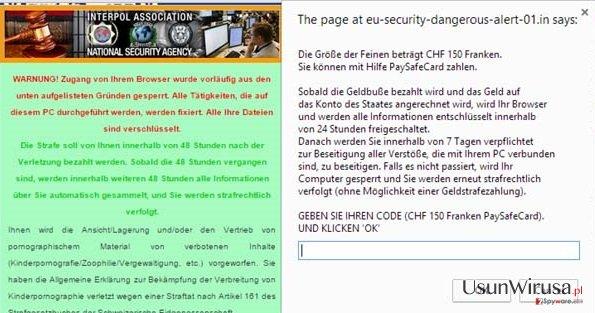 Wirus State-dangerousalert-us-01.in snapshot