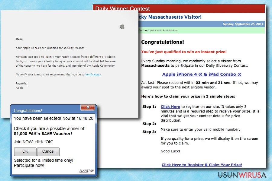 Wirus Facebook.com-appple.com