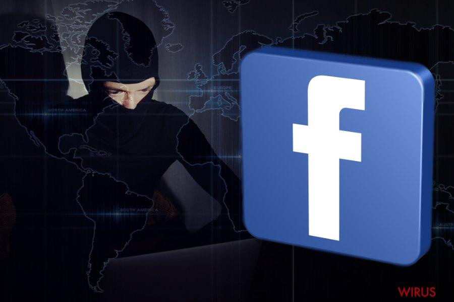 Oszustwa Facebook