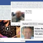 Wirus Facebook video snapshot