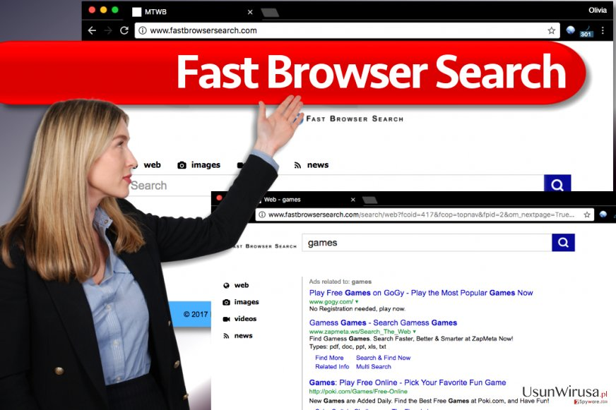 Wirus Fast Browser Search