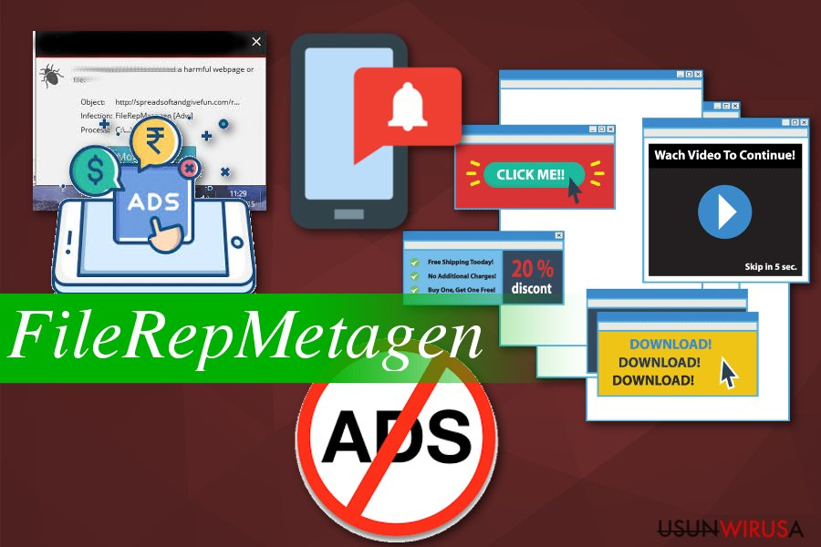 Wirus FileRepMetagen