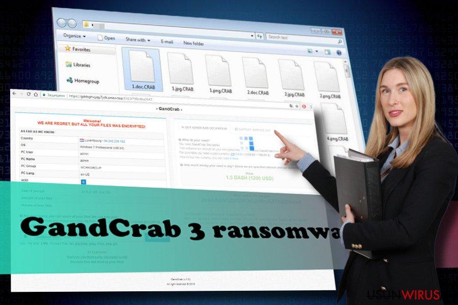Usuwanie wirusa GandCrab 3