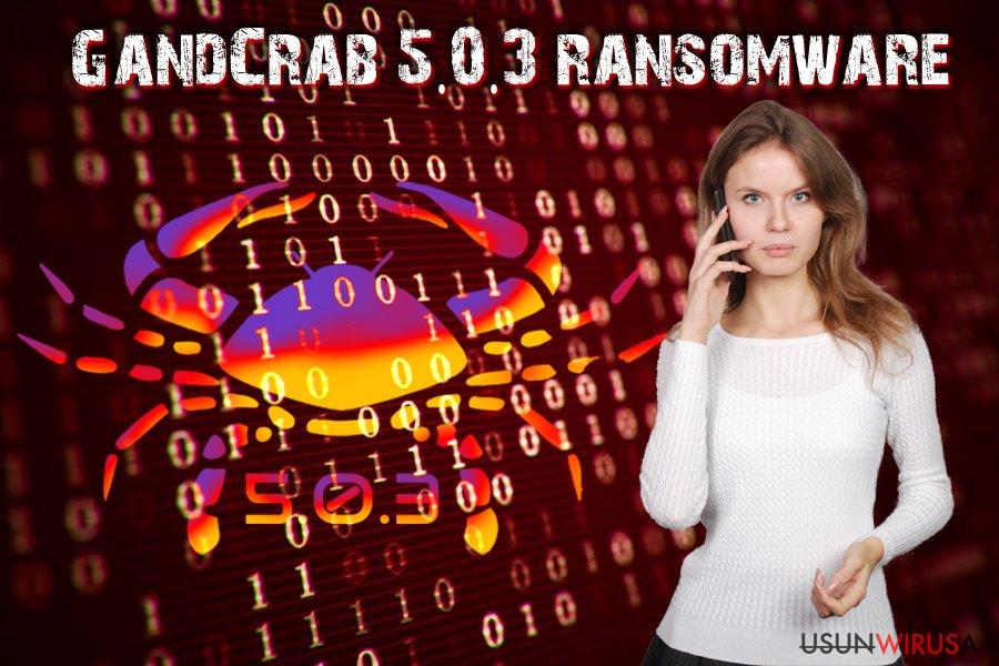 Wirus GandCrab 5.0.3