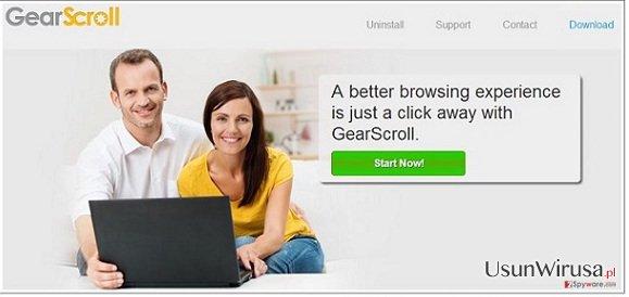 Wirus GearScroll snapshot