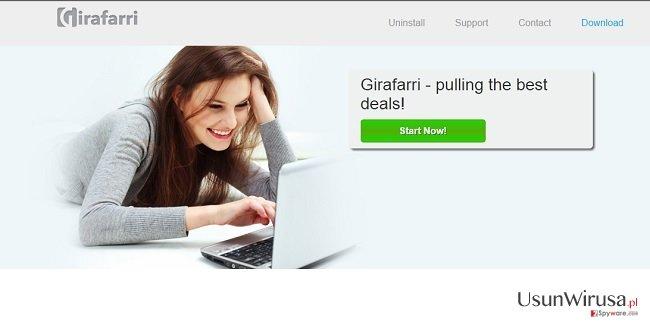 Reklamy Girafarri snapshot