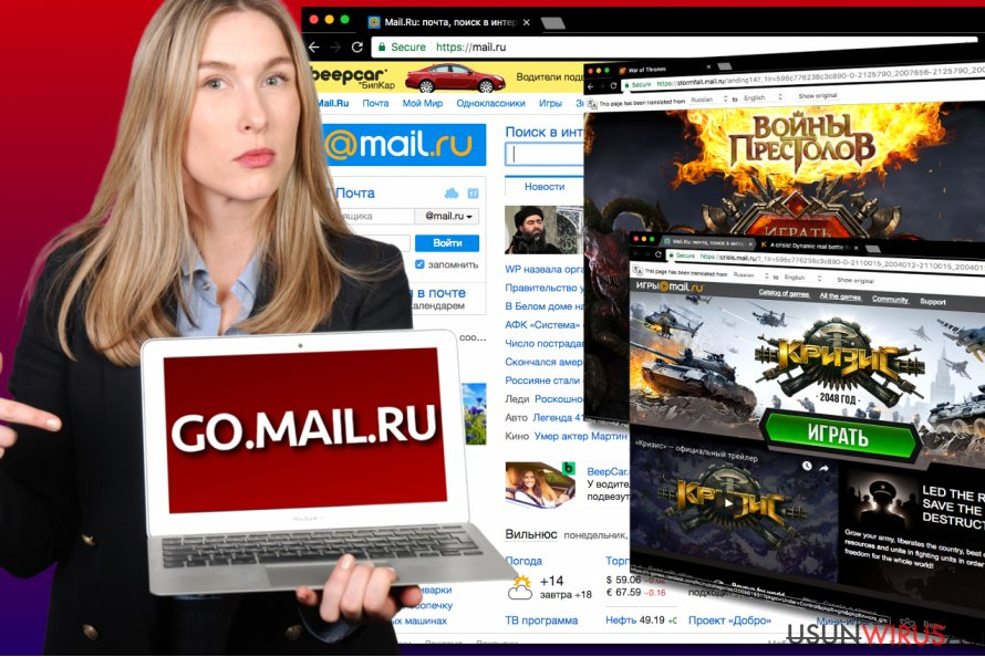 Wirus Go.mail.ru