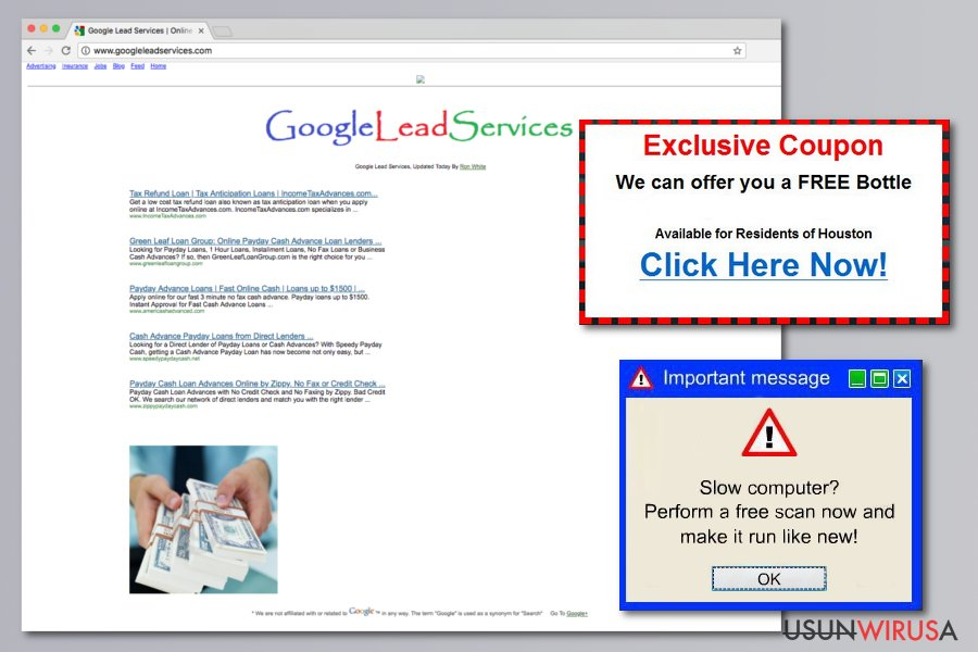 Obraz Google Lead Services
