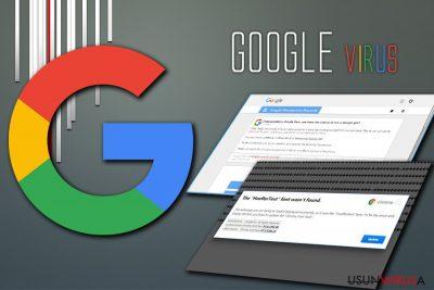 Wirus Google