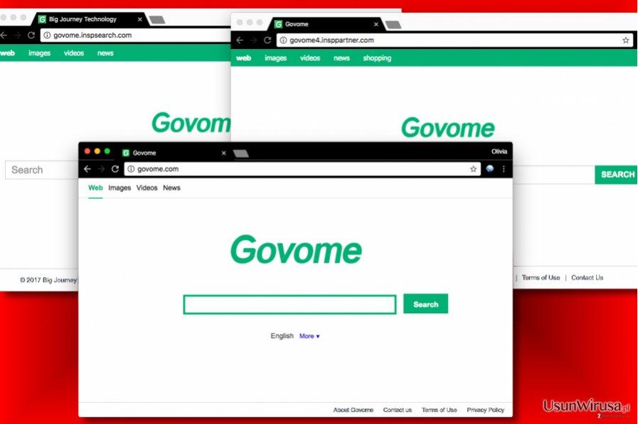 govome.com snapshot