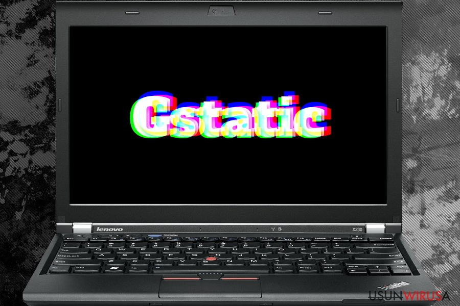 Wirus Gstatic