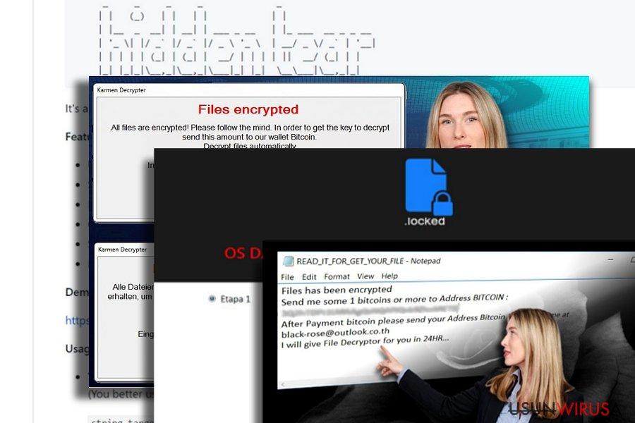 Wirus HiddenTear i jego wersje pochodne
