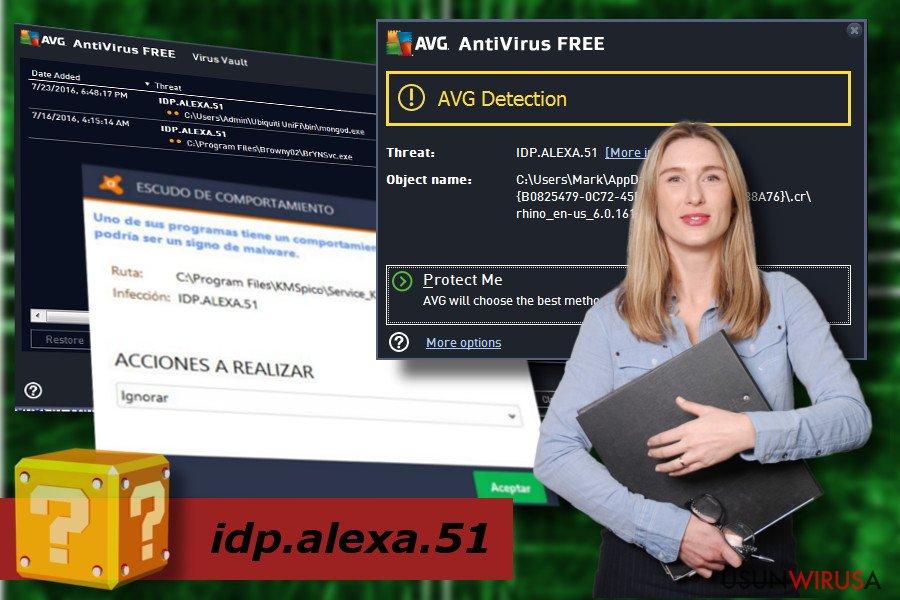 Prezentacja zwodniczej detekcji idp.alexa.51