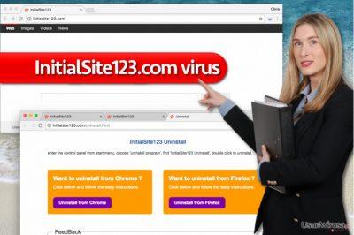 Wirus InitialSite123.com