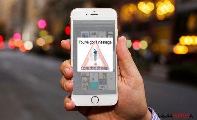 Przedstawienie wirusa iOS