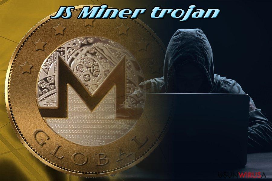 Koń trojański Js Miner