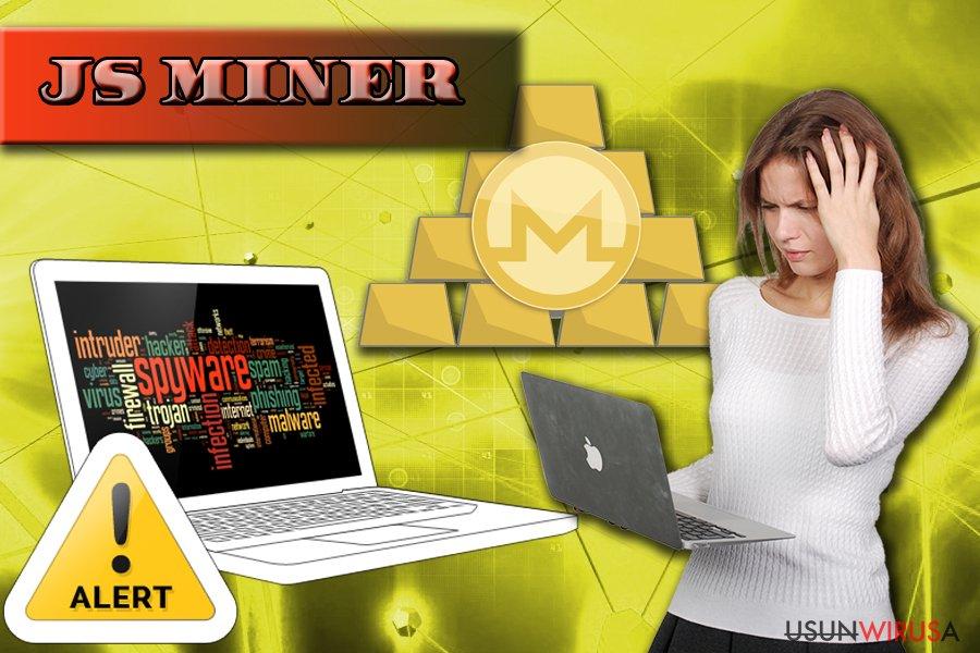 Krypto-kopacz Js Miner