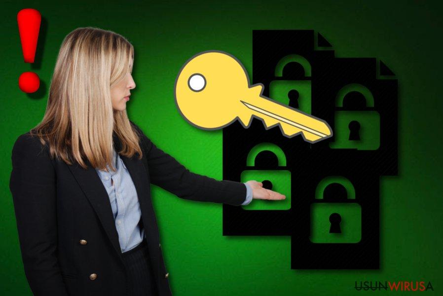 Ransomware .Keypass