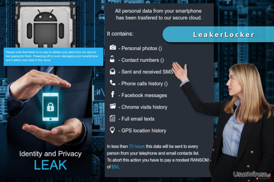 LeakerLocker