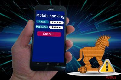 Trojan bankowy Lokibot