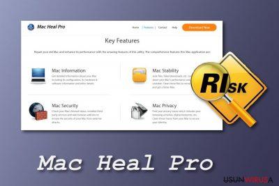 Narzędzie systemowe Mac Heal Pro