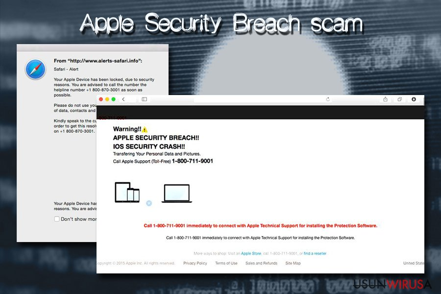 Wirus Mac - Apple Security Breach