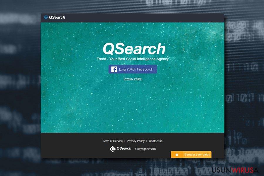 Wirus Mac - QSearch