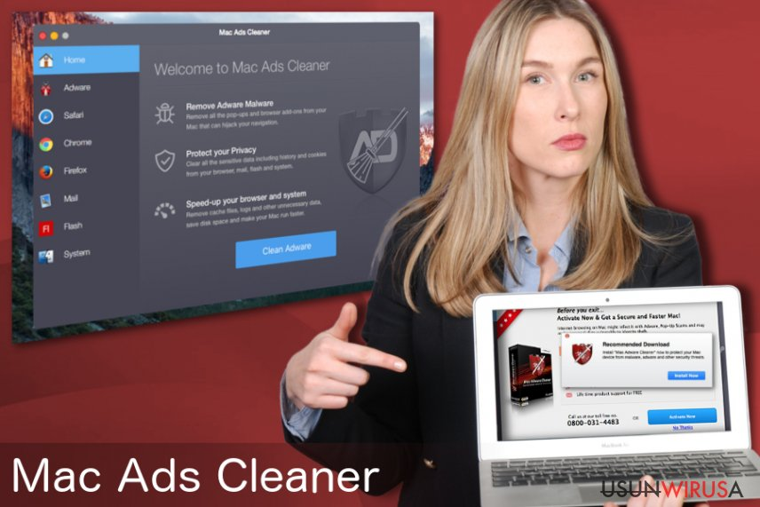 Wirus Mac Ads Cleaner