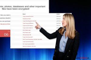 Wirus ransomware Magniber