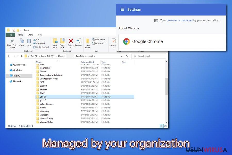 Pozbywanie się Zarządzane przez Twoją organizację