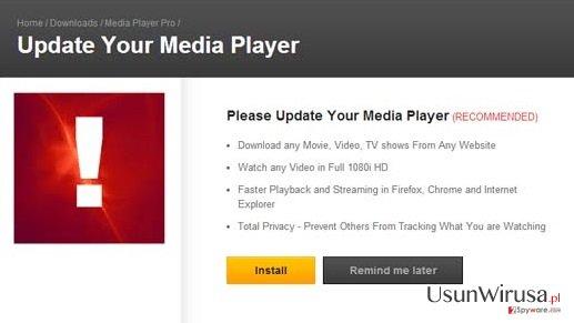 Reklamy MediaPlayersvideos 1.1 snapshot