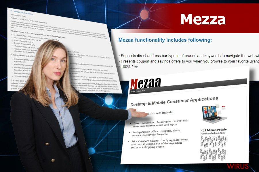 Reklamy Mezaa