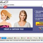 MyWebFace toolbar snapshot