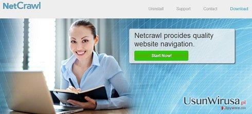 Reklamy NetCrawl snapshot