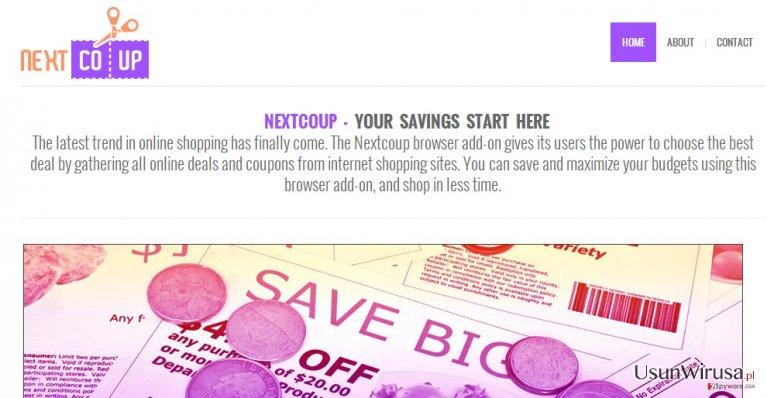 Reklamy NextCoup snapshot
