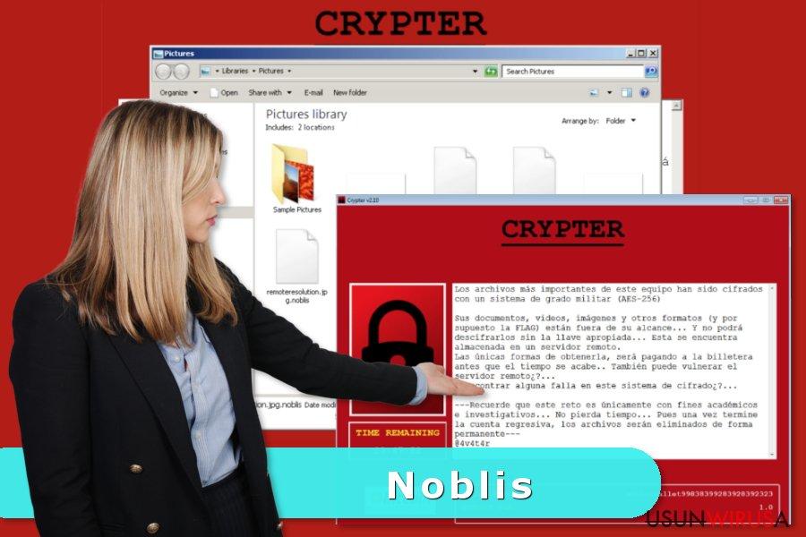 Ransomware Noblis