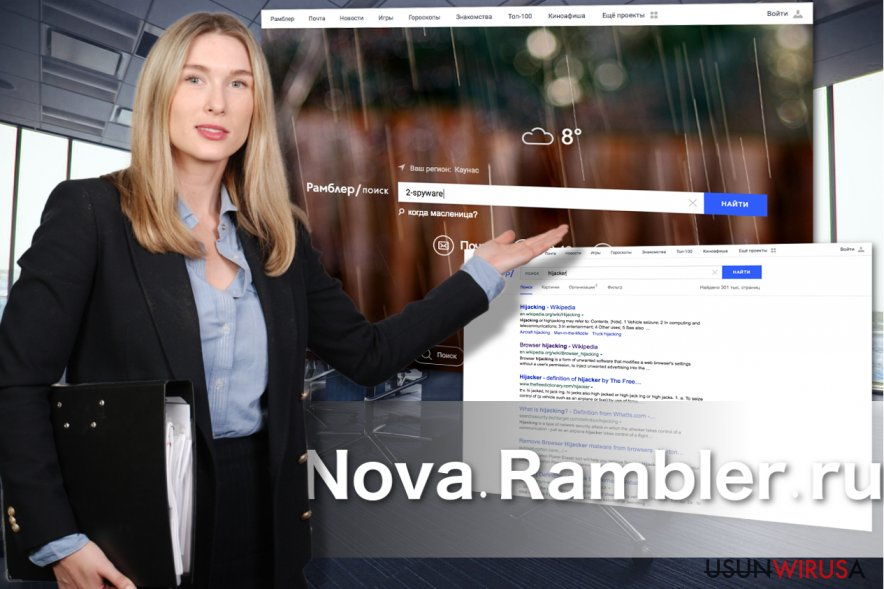 Pojawienie się Nova Rambler
