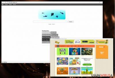 Przekierowanie Opti-Page.com
