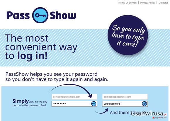 Reklamy PassShow snapshot
