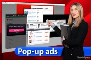 Reklamy pop-up