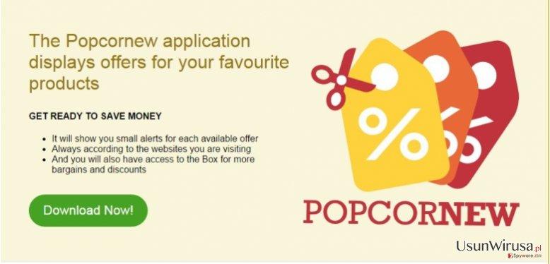 Reklamy Popcornew snapshot