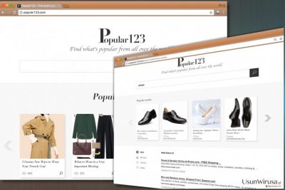 Wirus Popular123.com