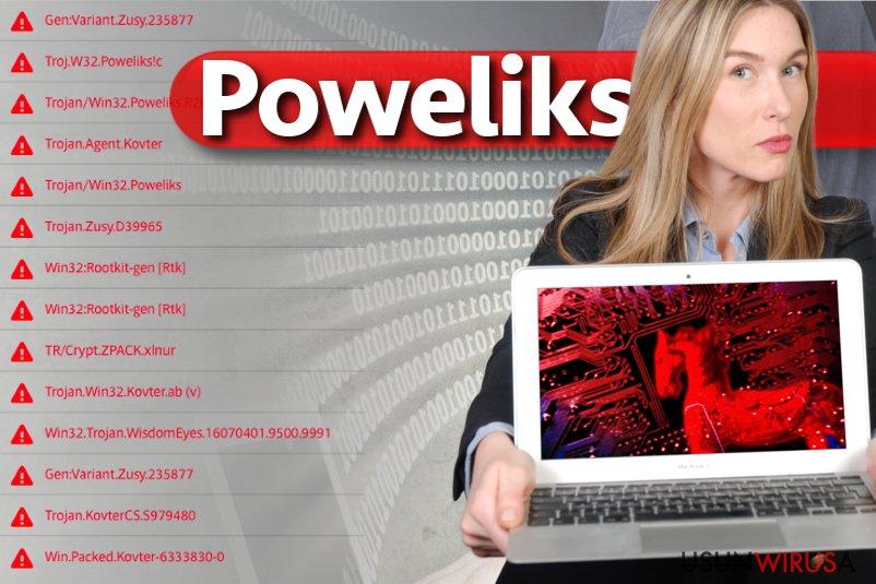 Tronaj Poweliks