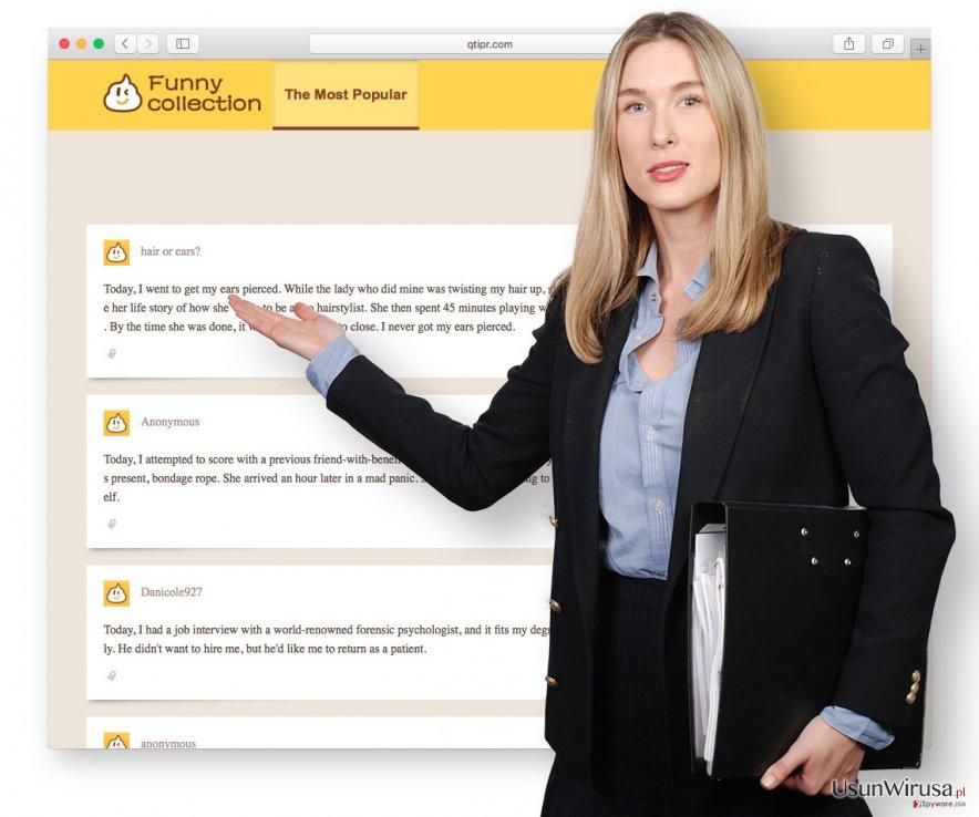 przykład Qtipr.com