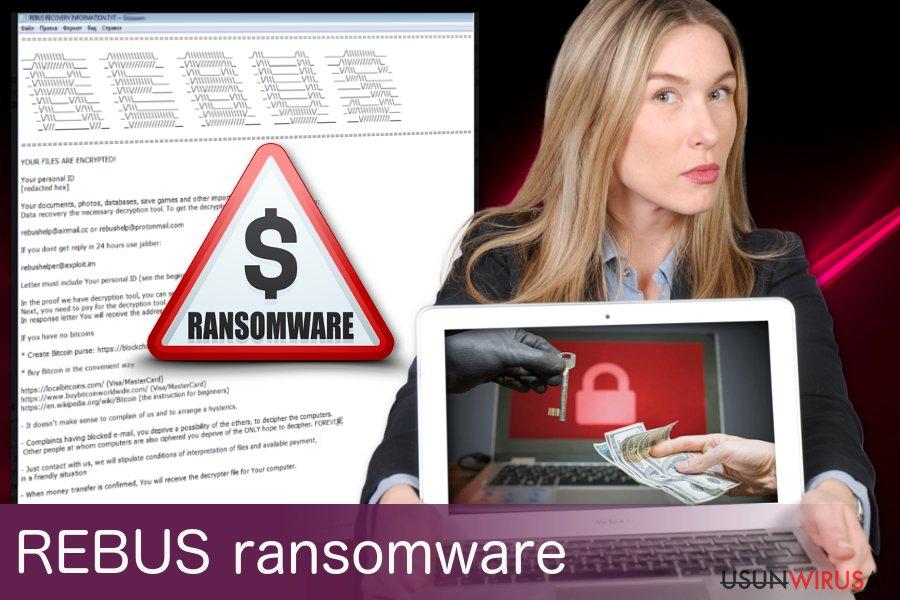Ransomware Rebus